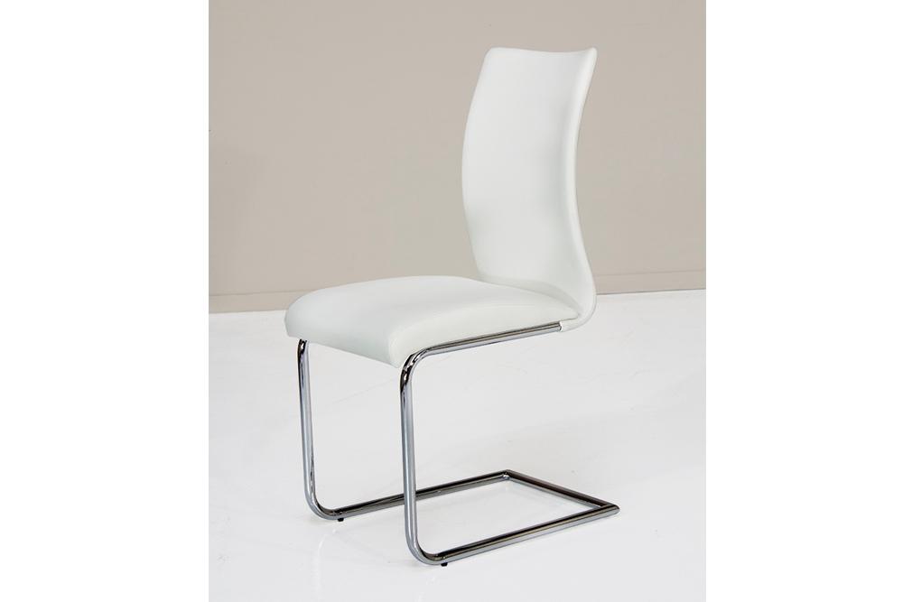 Sedia metrop bianca sedie a prezzi scontati for Sedia design bianca