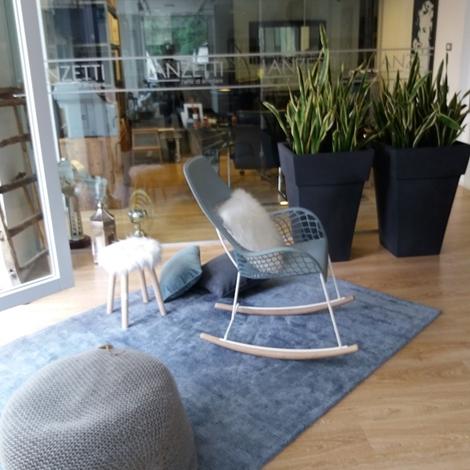 Sedia midj guapa dna a dondolo moderno sedie a prezzi - Sedia a dondolo prezzi ...