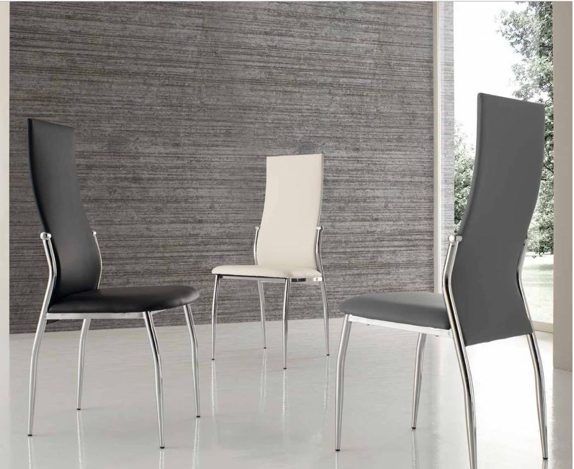 Sedie da cucina moderne offerte cool vendita sedie a for Offerte sedie moderne