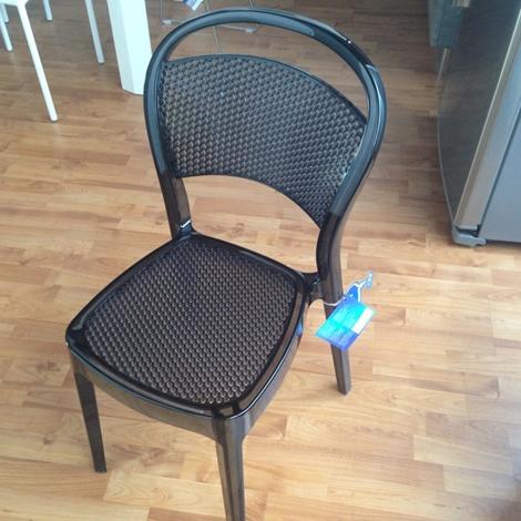 outlet sedia moderna katerina