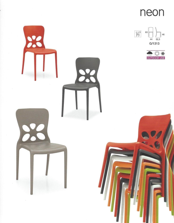 Sedia neon pvc outdoor sedie a prezzi scontati - Neon per cucina ...