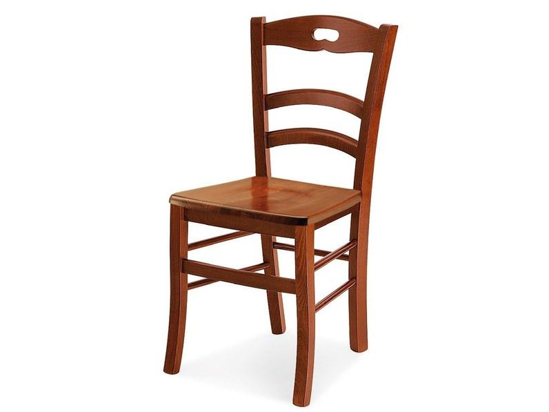 Sedia noce seduta in legno con un ribasso del 54 for Sedie impagliate prezzi