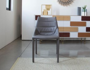Sedia Outline Molteni & c in OFFERTA OUTLET