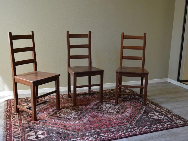 Sedia paesana di produzione artigianale scontate del 68 for Produzione sedie