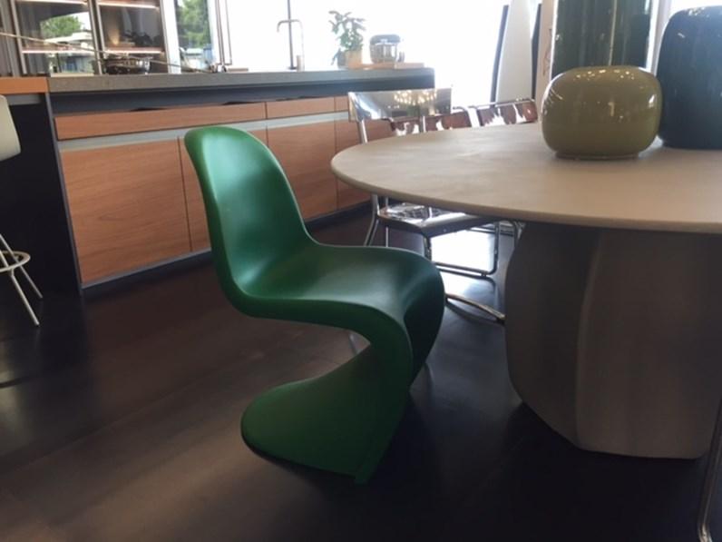 sedia Panton Chair di Vitra scontata del 25%