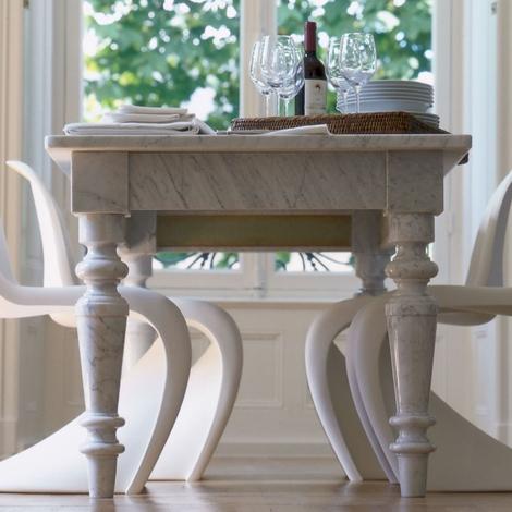 Sedia panton chair di vitra scontata del 24 sedie a for Sedia design panton
