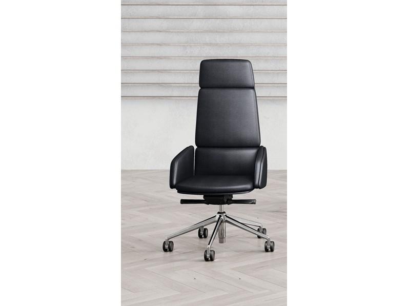 Sedia per ufficio Lead Las mobili per ufficio in Offerta ...