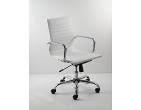Sedia per ufficio Sistema art 928/a-b La seggiola in Offerta Outlet