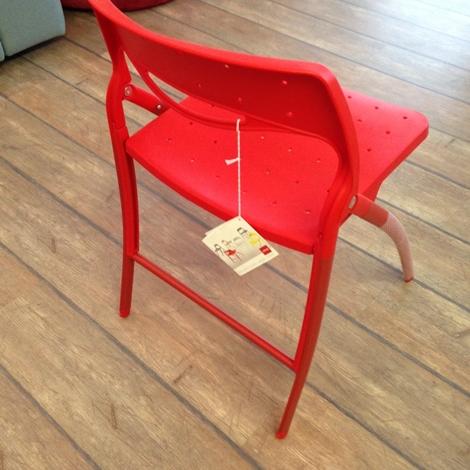 Sedia pieghevole arkua infiniti design sedie a prezzi - Sedia pieghevole design ...
