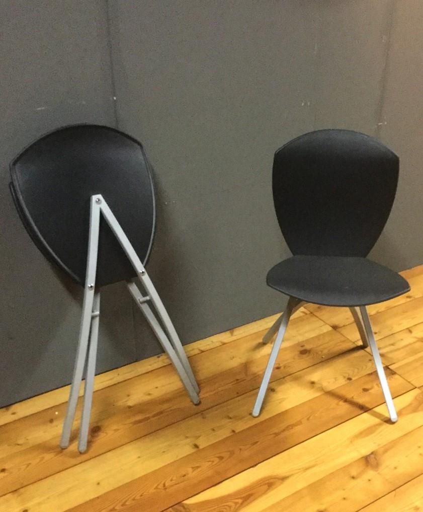 Sedia pieghevole modello cs2016 calligaris sedie a for Sedie calligaris outlet