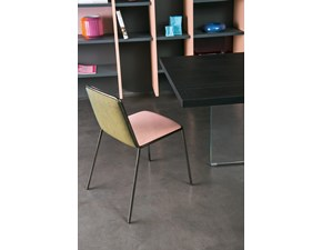Sedia Pletra chair lago Lago in OFFERTA OUTLET