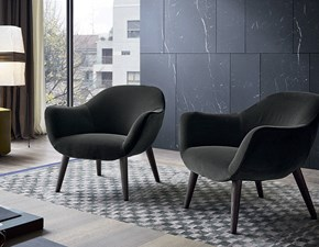 SEDIA Poliform Mad chair PREZZI OUTLET