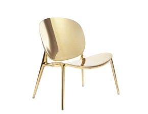 Sedia poltroncina Be pop Kartell in Offerta Outlet