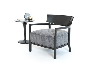 Sedia poltroncina Cara Kartell in Offerta Outlet