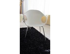 Sedia poltroncina Elephant Kristalia a prezzo ribassato