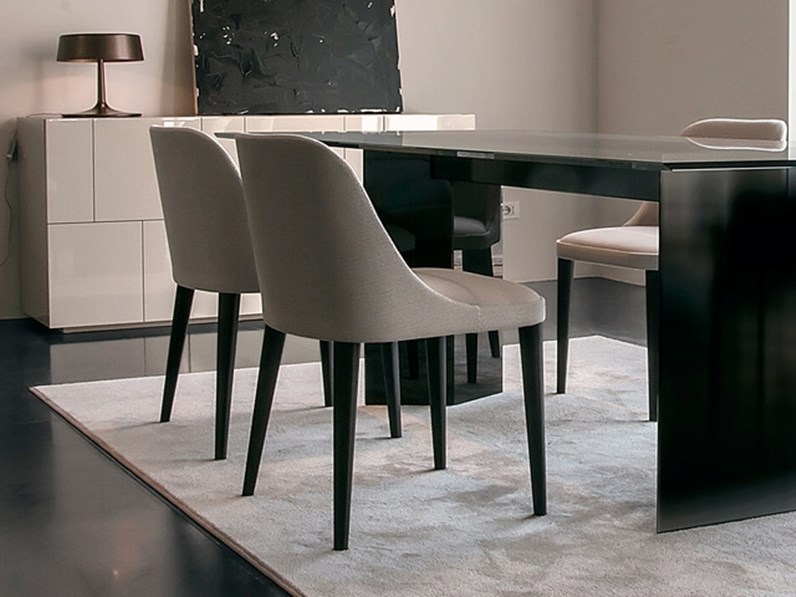 Sedie Di Design Outlet.Sedia Poltroncina Jackie Di Gallotti Radice A Prezzo Outlet