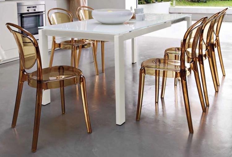 Sedia prisienne sedie a prezzi scontati - Table de cuisine pour studio ...