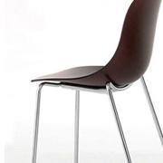 Infiniti Sedia Pure loop binuance Plastica Design Impilabile