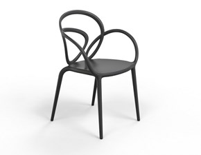 Sedia Queeboo modello Loop Chair