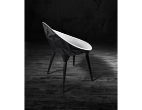 Sedia Rock chair Moroso SCONTATA 35%