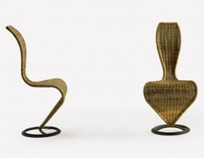 Sedia S-chair Cappellini SCONTATA 36%