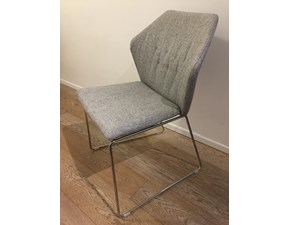 SEDIA Saba salotti New york chair PREZZI OUTLET