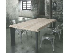 Sedia Atelier in metallo grigio Artigianale in OFFERTA OUTLET