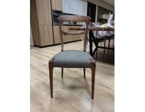 Sedia senza braccioli 6 sedie c-143 Dale a prezzo ribassato