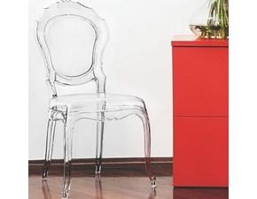 Sedia senza braccioli 625 Artigianale a prezzo scontato