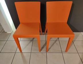 Sedia senza braccioli Alfa Molteni & c a prezzo Outlet