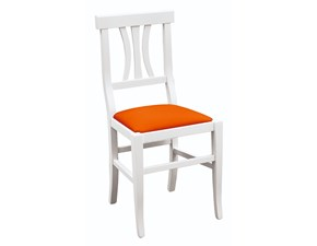Sedia senza braccioli Art 3250 sedia da cucina Artigianale a prezzo ribassato