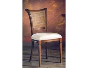 Sedia senza braccioli Art.52 sedia sofia Artigiani veneti in Offerta Outlet
