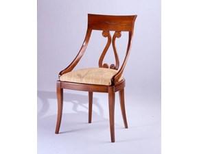Sedia senza braccioli Art.88 sedia serie antico Artigiani veneti a prezzo scontato