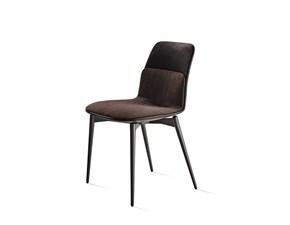 Sedia senza braccioli Barbican Molteni & c a prezzo Outlet
