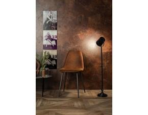 Sedia senza braccioli Brigitte art. om/329/mk Stones a prezzo Outlet