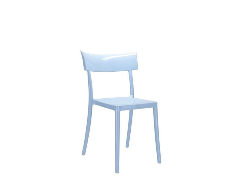 Sedia senza braccioli Catwalk Kartell in Offerta Outlet