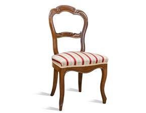 Sedia senza braccioli Classic Artigianale a prezzo ribassato