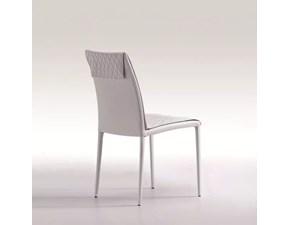 Sedia senza braccioli Destiny Natisa in Offerta Outlet