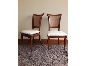 Sedia senza braccioli di Meroni ugo & figli da soggiorno in Offerta Outlet