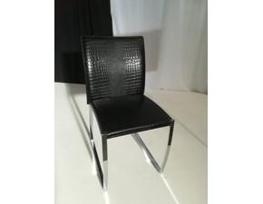 Sedia senza braccioli Diamond Temporary a prezzo scontato