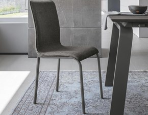 Sedia senza braccioli Glamour new -10% extra Target point a prezzo ribassato