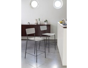 Sedia senza braccioli Ingenia da cucina in Offerta Outlet