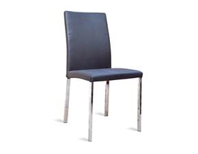 Sedia senza braccioli Lisa Artigianale in Offerta Outlet