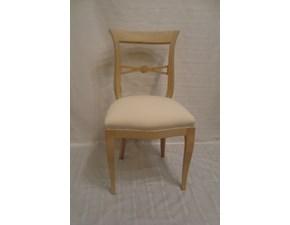 Sedia senza braccioli Loriana Arspa a prezzo Outlet