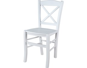 Sedia senza braccioli Mobilike ml157 Artigianale a prezzo ribassato