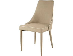 Sedia senza braccioli Mobilike ml207 Artigianale a prezzo Outlet