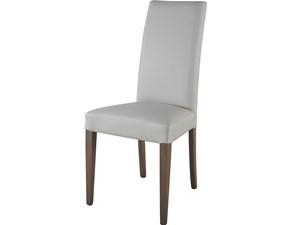 Sedia senza braccioli Mobilike ml875 Artigianale a prezzo scontato