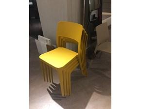 Sedia senza braccioli Nene' Midj a prezzo Outlet