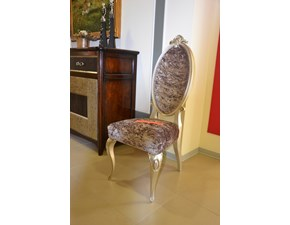 Sedia senza braccioli Piermaria - grimilde Artigianale a prezzo Outlet