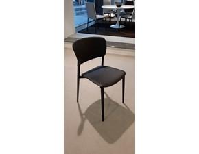 Sedia senza braccioli Ply sedia polipropilene Desalto a prezzo scontato